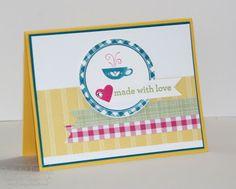Jill's Card Creations: Kind & Cozy again