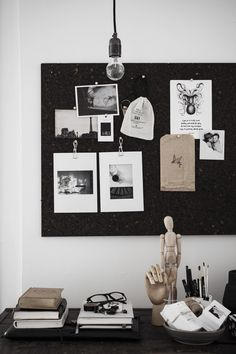 office designs at home Workspace Design, Home Office Design, Office Decor, Office Designs, Office Style, Office Ideas, Workspace Inspiration, Inspiration Wall, Room Interior