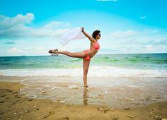 Name: Felicia Reinhard Caption: Dancing in Paradise