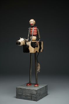Rodeo Clown, Trant Manning