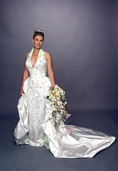 The 7 Most Memorable Modern Days of Our Lives Wedding Dresses Celebrity Wedding Photos, Celebrity Weddings, Bridal Gowns, Wedding Gowns, Old Fashioned Wedding, Famous Wedding Dresses, Alison Sweeney, Dream Wedding, Wedding Day