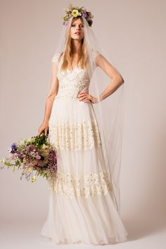 The Temperley Bridal Ava Dress