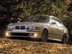 E39-chassis BMW M5. This is probably my all-around dream car in that it's relatively affordable, has amazing performance and styling, and is still spacious and comfortable.