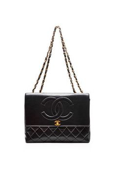 Vintage Chanel For Sale. We Repeat: Vintage Chanel Is For Sale #refinery29  http://www.refinery29.com/2013/12/58745/chanel-moda-operandi-sale#slide-6  Vintage Chanel Lambskin Jumbo Coco Bag, $4,950, available at Moda Operandi. ...
