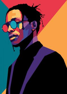 See amazing artworks of Displate artists printed on metal. Easy mounting, no power tools needed. Arte Do Hip Hop, Hip Hop Art, Portraits Pop Art, Portrait Art, Portrait Paintings, Pop Art Drawing, Art Drawings, Poster Drawing, Art Sketches