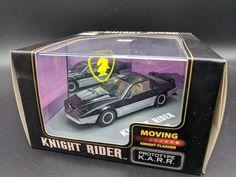 KNIGHT RIDER TV KARR Aoshima SKYNET Flashing MOVING Light Model Car Diecast toy #AoshimaSkynet #Pontiac