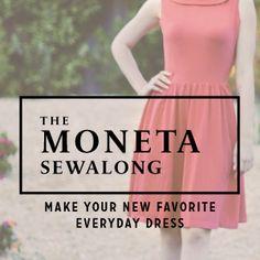 Welcome to the Moneta Sewalong | Colette Patterns Sewalongs