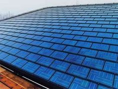 That's about to change, though,  with Dow Chemical's new thin-film solar roofing shingles, set to go on sale next year.