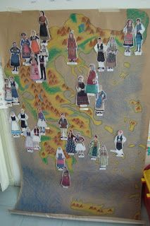 Φρου Φρουκατασκευές στον Παιδικό Σταθμό!: 25η Μαρτίου National Days, Spring Activities, Kids And Parenting, Photo Wall, Education, School, Frame, Projects, Crafts