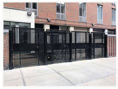 Entrance Gates installed by dori doors in Greenwich Village NYC! (212)960 & Elevator Machine Room Kalamein Door Location: Upper West Side New ...