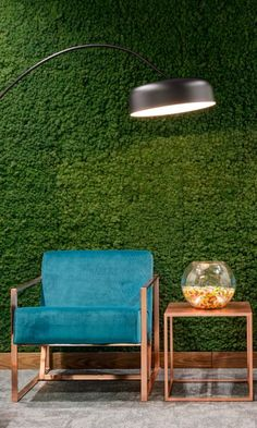 Stunning moss wall! | Interior designing | Nature inspired decorations | modern art | modern | beautiful | #metalwallart #interiordesign https://www.statements2000.com/