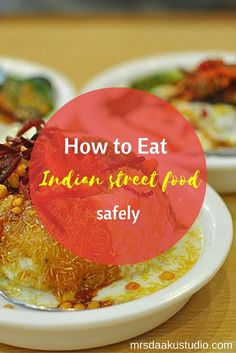 Masala, chutneys, spicy and sweet - the flavours of street food in India. No wonder, India is considered a destination for foodie travel. But, you need to consider a few things before you decide to eat at a stall. I help you with a small guide on this which will keep you, your family and kids safe.
