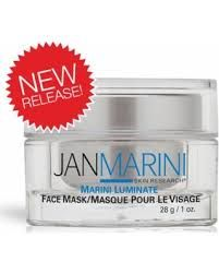 It's just arrived!!!! Jan Marini Skin Research Launches Marini Luminate Face Mask  Improves Pigmentation and Luminosity Starting with the First Use!!