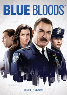 This exclusive release features all 22 episodes from the fifth season of the CBS procedural cop drama BLUE BLOODS, starring Tom Selleck as NYPD officer Frank Reagan. Reagan's family of officers, playe