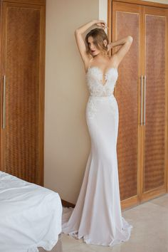 Latest Julie Vino Spring Summer 2014 Bridal Collections - Be Modish - Be Modish