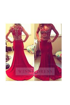Beautiful Prom Dress, 2 piece prom gown two piece prom dresses red evening gowns 2 pieces party dresses chiffon evening gowns sparkle formal dress bling formal gowns for teens Meet Dresses Pageant Dresses For Teens, Sparkly Prom Dresses, Prom Dresses Two Piece, Straps Prom Dresses, Prom Dress Stores, Long Prom Gowns, Beautiful Prom Dresses, Party Dresses, Formal Gowns