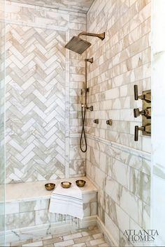 Design by Matthew Quinn, Design Galleria Kitchen and Bath Studio | Photography by Jeff Herr | Atlanta Homes and Lifestyles |