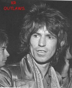 Keith Richards the love we gave..
