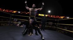 WWE 2K15 NXT Arrival Character Pack Now Available