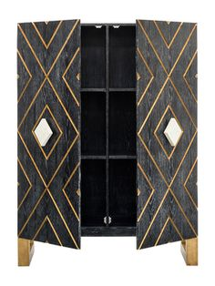 Paulo Cabinet from shine by s.h.o studio on Gilt