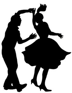 Jive dance lessons hosted by the Chicken Shack's Malc and Tricia. Dancing Clipart, Crow Silhouette, Tango Art, Image Rock, Acrylic Painting Lessons, Painting Techniques, Dancing Drawings, Social Dance, Dance Themes