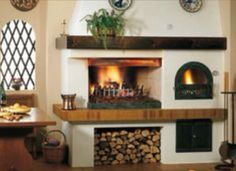 Indoor Pizza Oven Wood Modern Kitchens Interior Design Electric Residential Everything Kitchen Selectives To 120 Manual Fired Ove Indoor Pizza Oven, Home, Dining Room Interiors, Kitchen Fireplace, Indoor Fireplace, Brick Oven Outdoor, Interior Design Dining Room, Modern Kitchen Interiors, Outdoor Kitchen