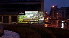 """Skuteczna reklama, która nie """"milknie"""" nocą - wręcz przeciwnie... Staje się bardziej widoczna, efektowna i efektywna po zmroku. Przekonaj się """"na własnej firmie"""". Zadzwoń: (+48)791983034."""