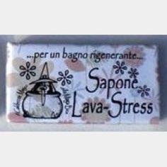 Sapone Lava Stress - In vendita su: http://www.trucconatura.com Disponibile: € 4,50