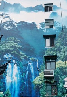 Amazing mural! Street art -