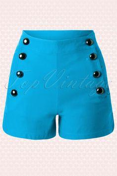 Vixen Red Shorts  130 20 12569 20140512 0005W