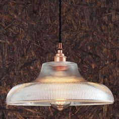 Mono 30cm Industrial Railway Pendant Light by Mullan Lighting