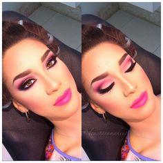 #vegas_nay #alcantaramakeup #anastasiabeverlyhills #makeup #makeupartist #face #maccosmetics