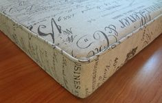 Custom Cushion50 x 21 5/8Your Fabric by CustomSewingbyCathy