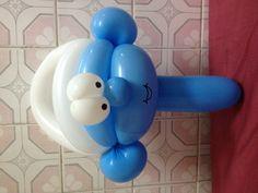 Balloon Smurfs