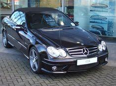 2008 Mercedes CLK