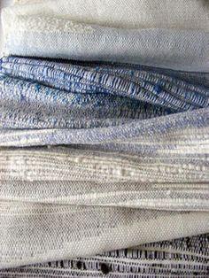 Aviva Leigh's textile journey    Seachange | HandEye