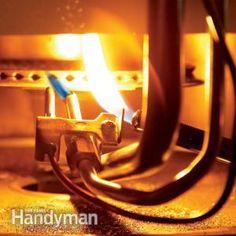 Wonderful How To Fix A Water Heater Pilot Light