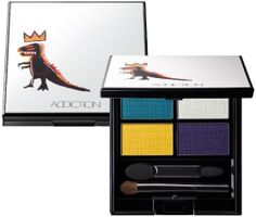 ADICTION  The first eye palette   Basquiat limited eye Palette 2013 (Soda Lunch)