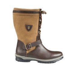 Horze Crescendo Barron Lace-Up Waterproof Boots