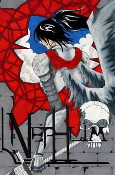 Read Nephlim Manga and/or Comics - Chapter 1: A Traumatic Beginning. - Page Chapter Cover
