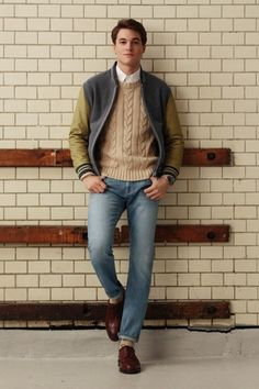Gant Rugger Fall 2013 - The Homme Depot Preppy Mens Fashion, Men's Fashion, Fashion Menswear, Style Ivy League, Burgundy Pants Outfit, Estilo Ivy, Mode Bcbg, Estilo Preppy, Look Formal