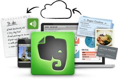 Evernote is a must have for those who love taking notes.