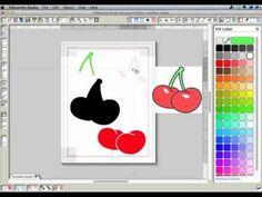 Enkel tut för att göra lager Tracing for layers in Silhouette Studio Silhouette Curio, Portrait Silhouette, Silhouette School, Silhouette Cutter, Silhouette Vinyl, Silhouette Machine, Silhouette Files, Silhouette Design, Silhouette Cameo Tutorials