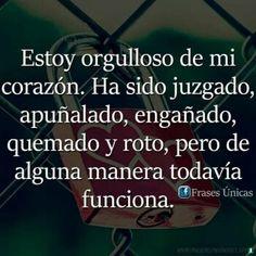 Spanish Inspirational Quotes, Spanish Quotes, Wisdom Quotes, True Quotes, Amor Quotes, Language Quotes, Quotes En Espanol, Love Phrases, Motivational Messages