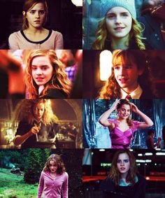 Hermione Granger. That moment when she punched Draco doee. I mean .. It was acting so I wasn't that mad. If it was real I was about to throw down.