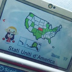 You know that I've lost my #3DS almost 1 year ago. I had finished all USA Japan and Europe's maps and lost everything. But in less then 24 houres in #tulsa I already did 17 zones. yeahhhhh  I will wait u in the next days to finish it again >_< #mii #maps