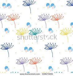Flower pattern. Perfect design for posters, cards, textile, web pages.