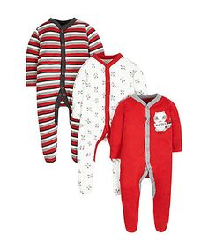 Raccoon Sleepsuits -