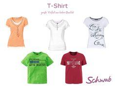 Das T-Shirt in hoher Qualität für Frauen und Männer - ideal für den #Frühling! #TShirt