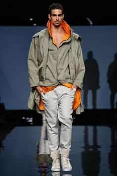 Ermanno Scervino Menswear Spring Summer 2015 Milan